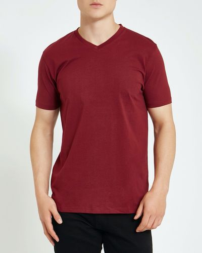 Vee Neck Tshirt