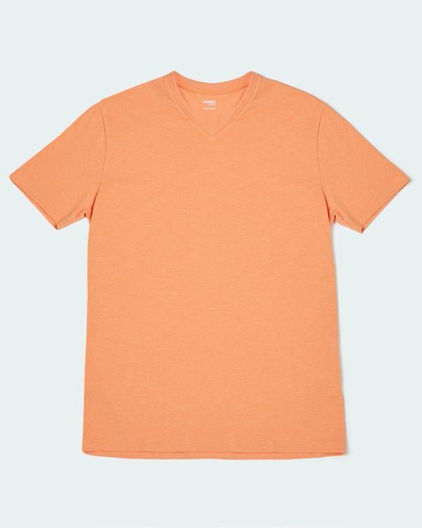 Regular Fit Mens V-Neck T-Shirt