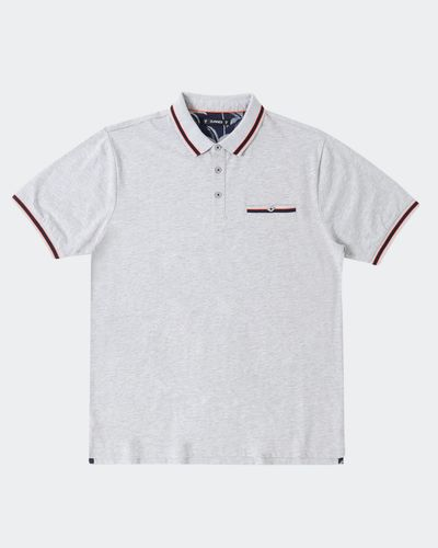 Regular Fit Plain Jersey Polo thumbnail