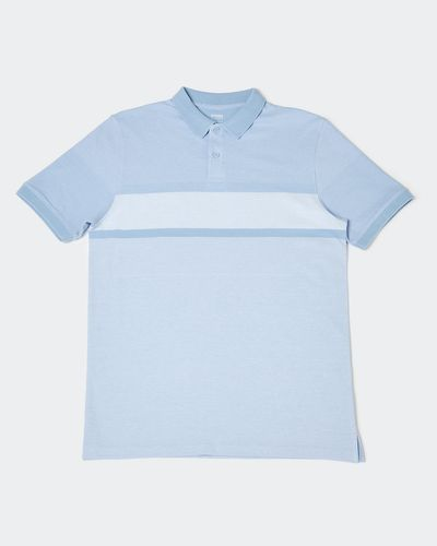 Regular Fit Eng Stripe Polo