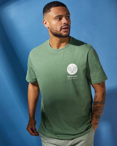 Regular Fit Printed T Shirt thumbnail