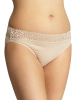 nude-mix Lace Hi-Leg Briefs - Pack of 5