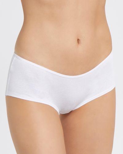Plain Cotton Rich Shorts - Pack of 5 thumbnail