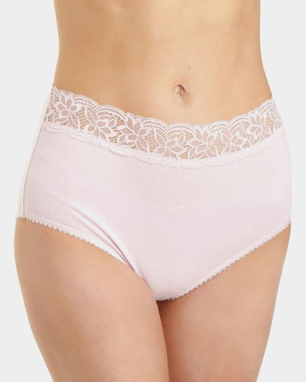 Lace Full Briefs - Pack Of 5