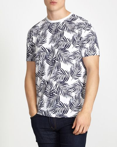 Regular Fit All Over Printed T-Shirt