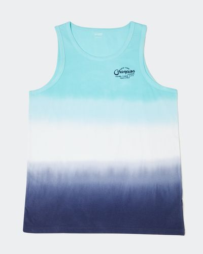 Regular Fit Dip Dye Vest