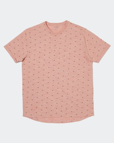 Regular Fit All-Over Print Shark T-Shirt thumbnail