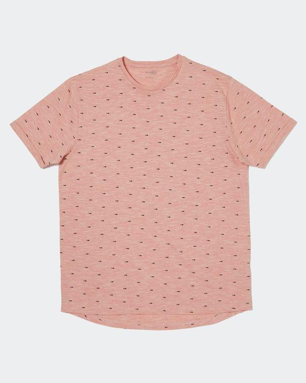 Regular Fit All-Over Print Shark T-Shirt