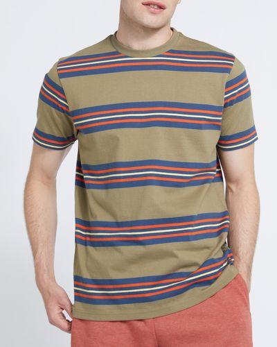 Regular Fit Heavy Stripe T-Shirt thumbnail