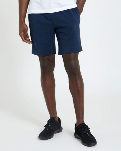 Regular Fit Fleece Shorts