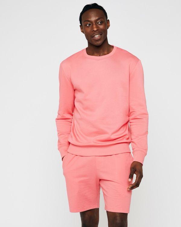 Regular Fit Fleece Shorts