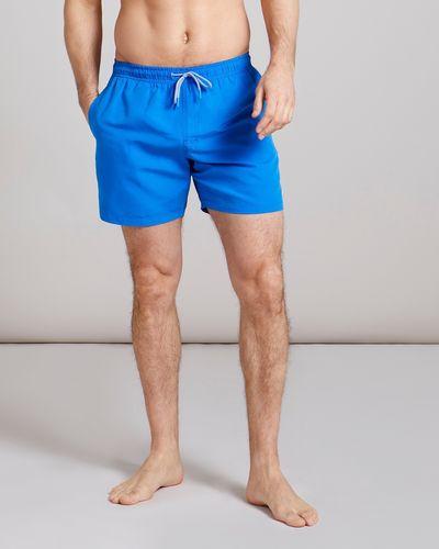Regular Fit Basic Swim Short