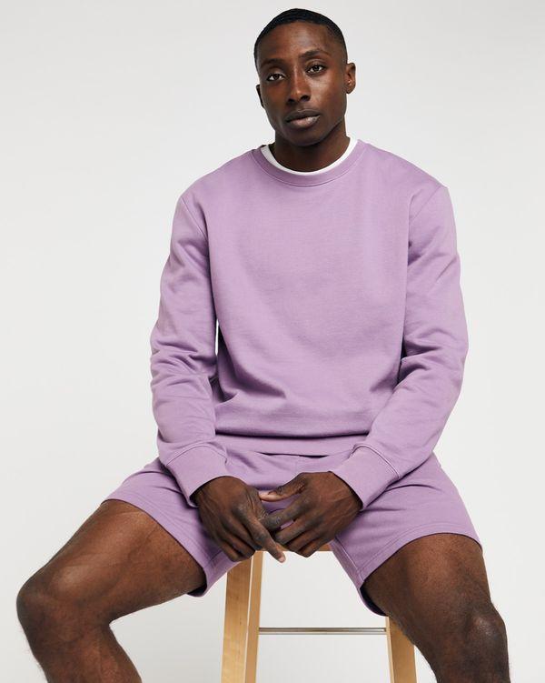 Regular Fit Crew-Neck Sweatshirt
