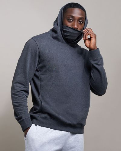 Hoodie With Snood thumbnail