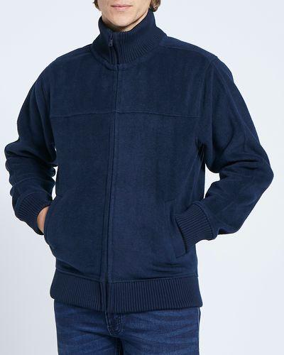 Regular Fit Sherpa Fleece Jacket thumbnail