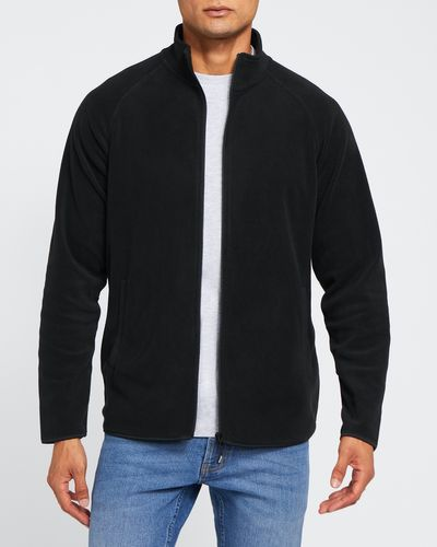 Regular Fit Fleece Zip-Through thumbnail