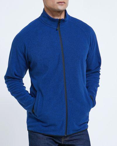 Regular Fit Fleece Zip-Through