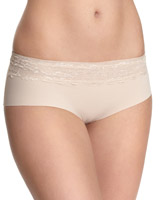 nude Miracle Lace Top Briefs