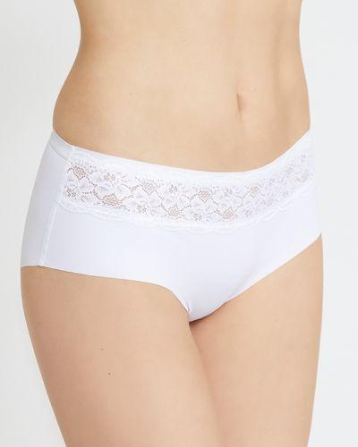 Lace Top No VPL Shorts thumbnail