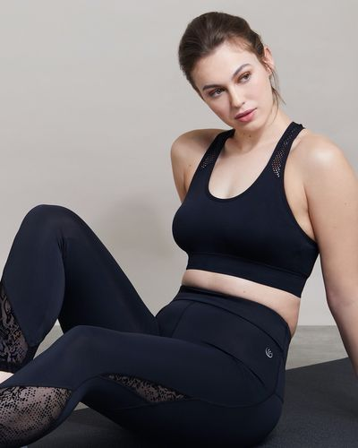 Non Wired Seamfree Sports Bra