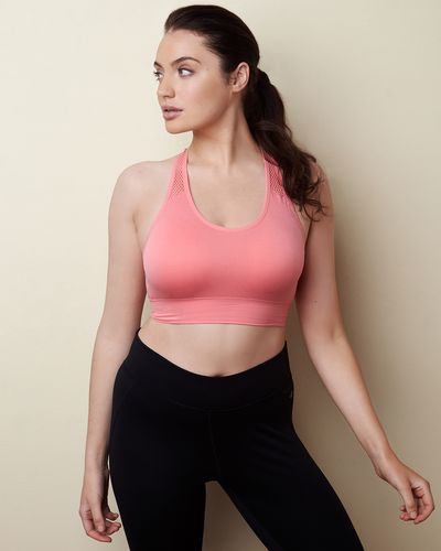 Non Wired Seamfree Sports Bra thumbnail