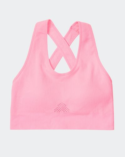 Ribbed Seamfree Sports Bra thumbnail