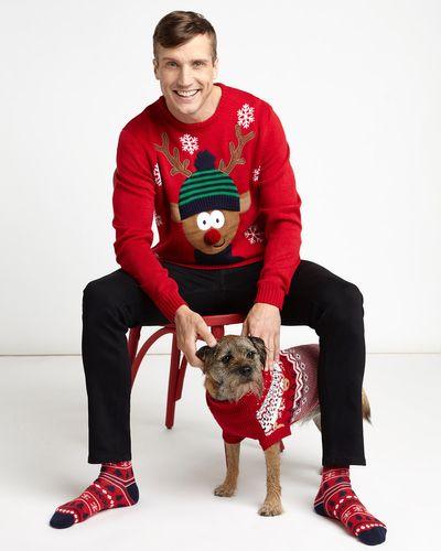 Reindeer Family Jumper