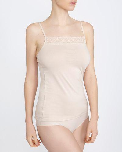 Cotton Lace Vest thumbnail