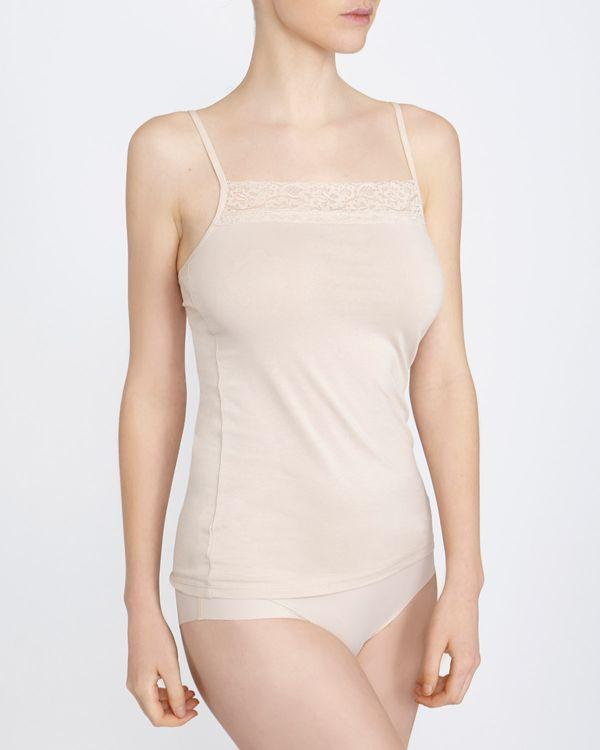 Cotton Lace Vest