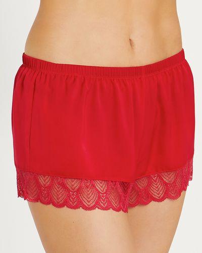 Ruby Satin Shorts