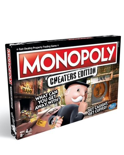 Monopoly Cheaters Edition thumbnail