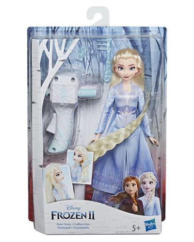 Frozen 2 Sister Styles Elsa thumbnail