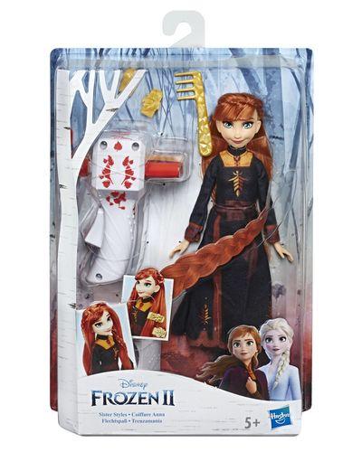 Frozen 2 Hair Play Doll Anna thumbnail