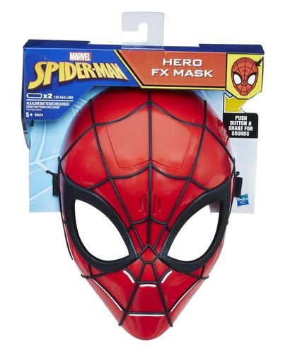 Spiderman Hero FX Mask