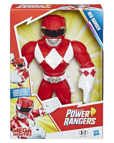 Power Rangers Mega Mighties Red Ranger
