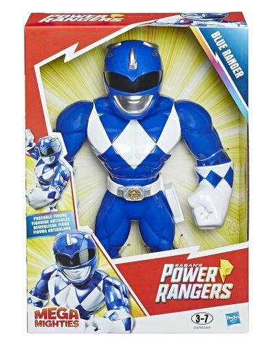 Power Rangers Mega Mighties Blue Ranger