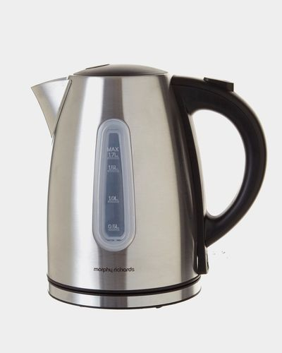 Morphy Richards Electric Stainless Steel 1.7L Jug Kettle thumbnail