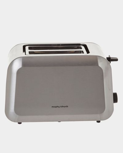Morphy Ricahrds 2 Slice Stainless Steel Toaster