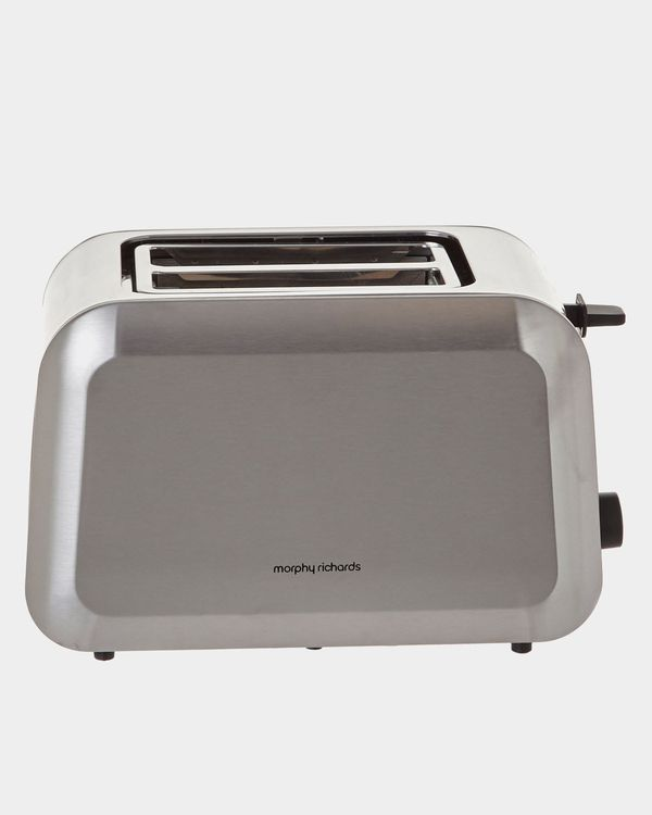 Morphy Richards 2 Slice Stainless Steel Toaster