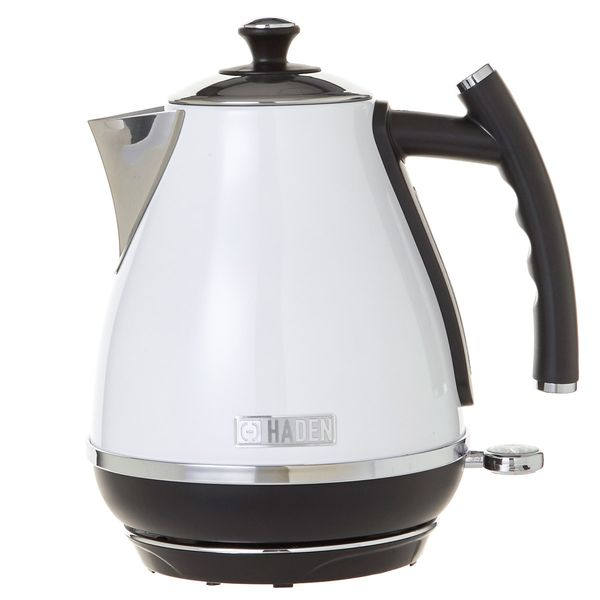 Haden Cotswold White Kettle (Online Exclusive)
