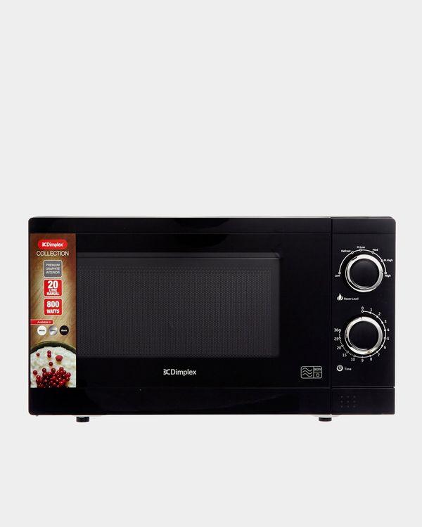 Dimplex Black 980533 Microwave