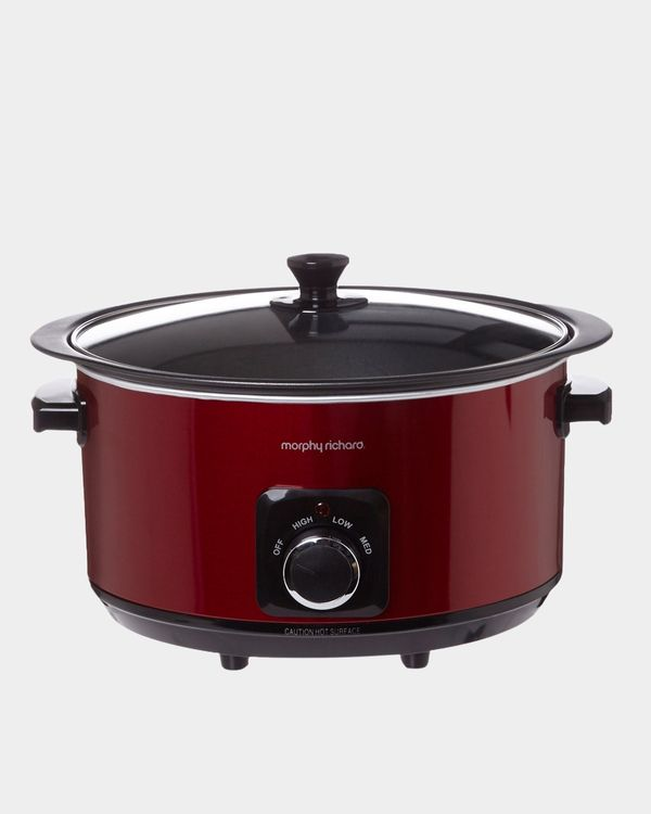 Mr 6.5L Slow Cooker
