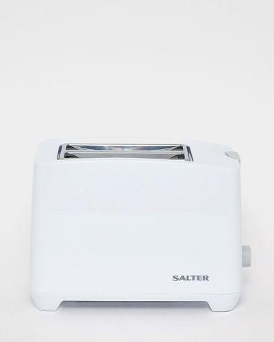 Salter White 2 Slice Toaster