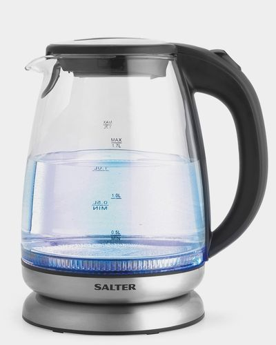 Salter Iridescent Glass Kettle thumbnail