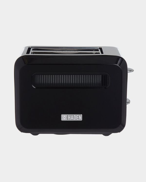 Haden Boston Toaster - Black