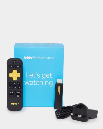 NOW TV Stick Multipass Bundle