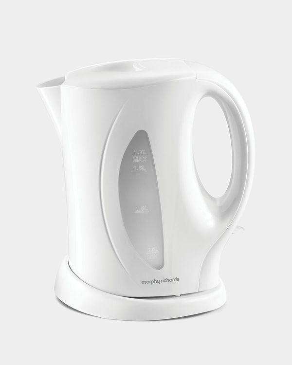 Morphy Richards White Essentials Kettle