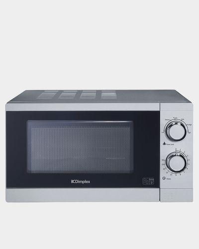 Dimplex 20 Litre Silver Microwave