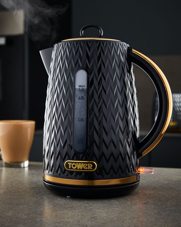 Tower Empire 1.7L Kettle Black