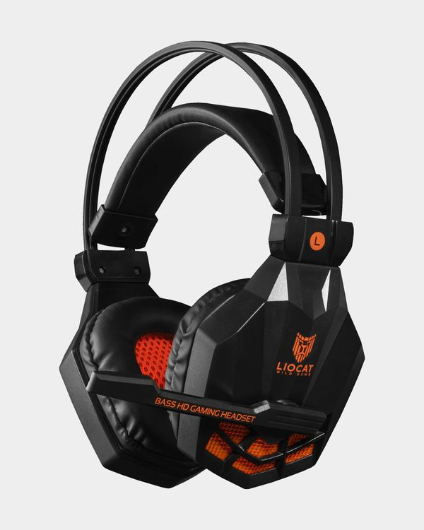 Liocat HP585C Wired Gaming Headphones